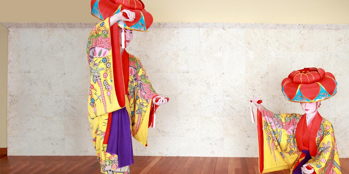琉球舞踊と沖縄・琉球料理の店「味と踊りの竜宮城うらしま」